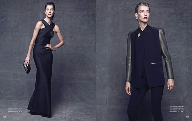 ipekyol 2013 sonbahar kış elbise modelleri