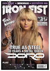 New Iron Fist mag is out!