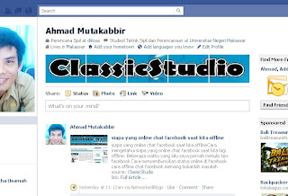 Membuat header profil facebook dengan profile costumizer