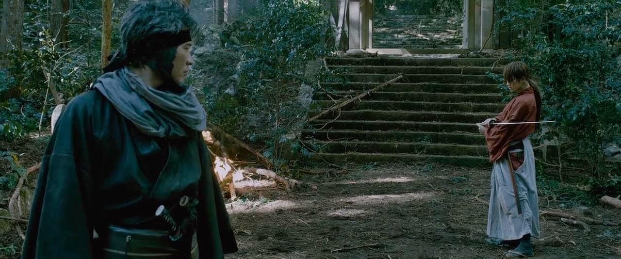 Kenshin, El Guerrero Samurái (2012)BRrip 720p Latino-Japones