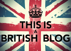 I Am A British Blogger