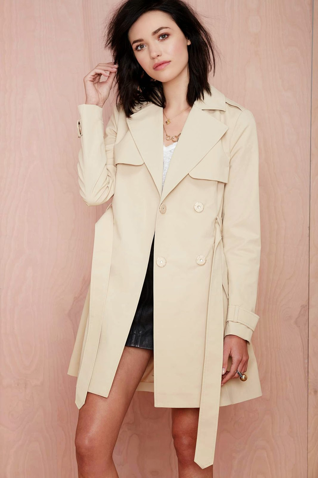Cora Keegan – Nasty Gal 2015 Collection