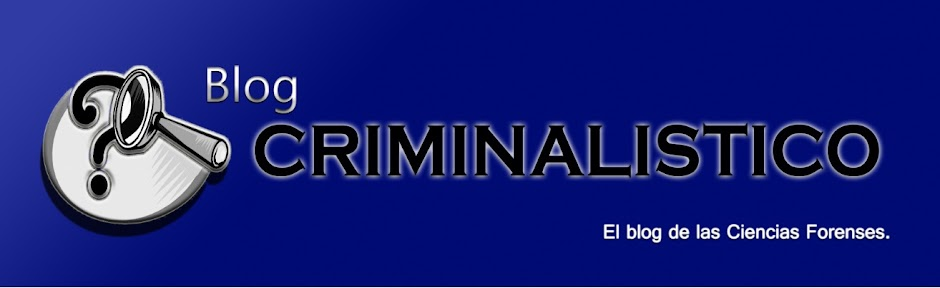 Blog Criminalístico