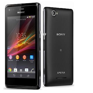 Review Spesifikasi Sony Xperia M Dual C2005