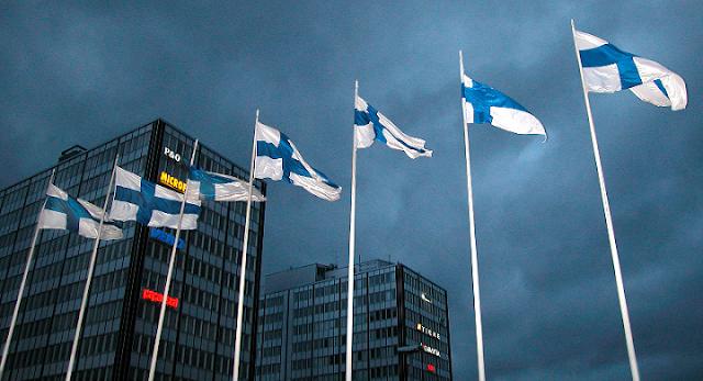 Crece en Finlandia apoyo popular a favor de la salida de la Eurozona