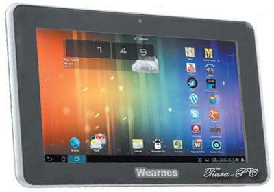 Tablet-Wearnes-LitePAD-LP-811