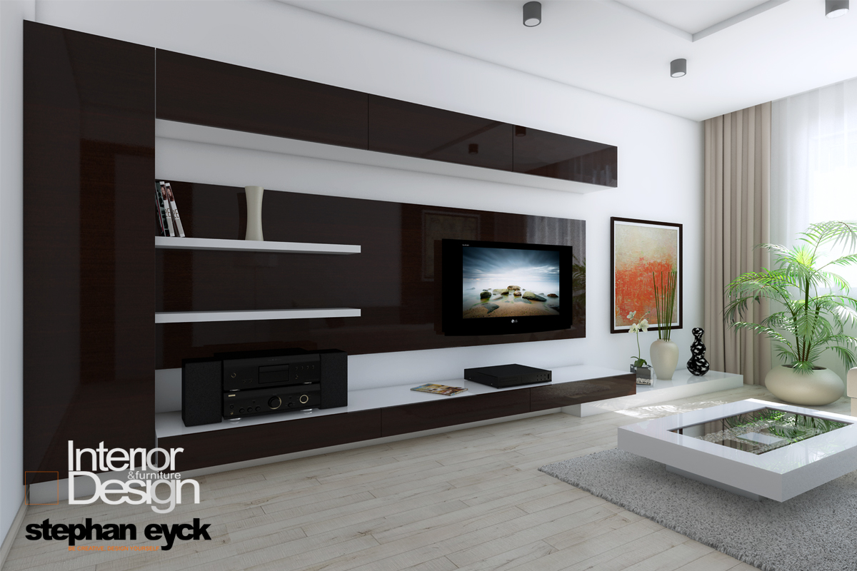 Design interior apartament braila livingroom for Interior designs videos