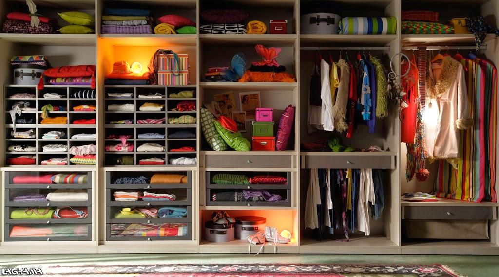 No me llames adela soy maril c mo ordeno mi armario - Distribuir armario empotrado ...