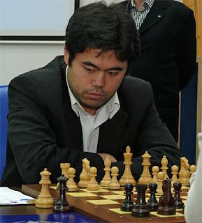 Echecs en Roumanie : Hikaru Nakamura © ChessBase
