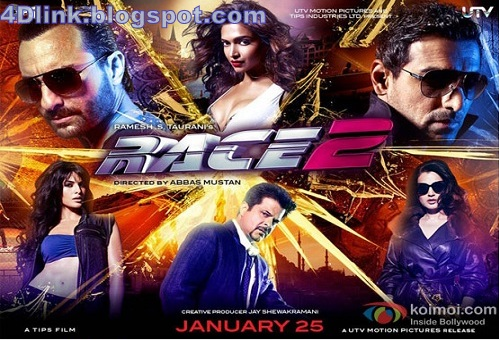 Race 2 (2013) Full Movie / Review Download Direct / Torrent Link