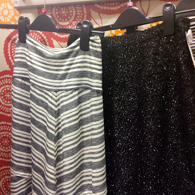 Maxi Skirt & Reiss Black Pencil Skirt | Petite Silver Vixen