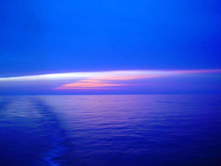 Albastru...