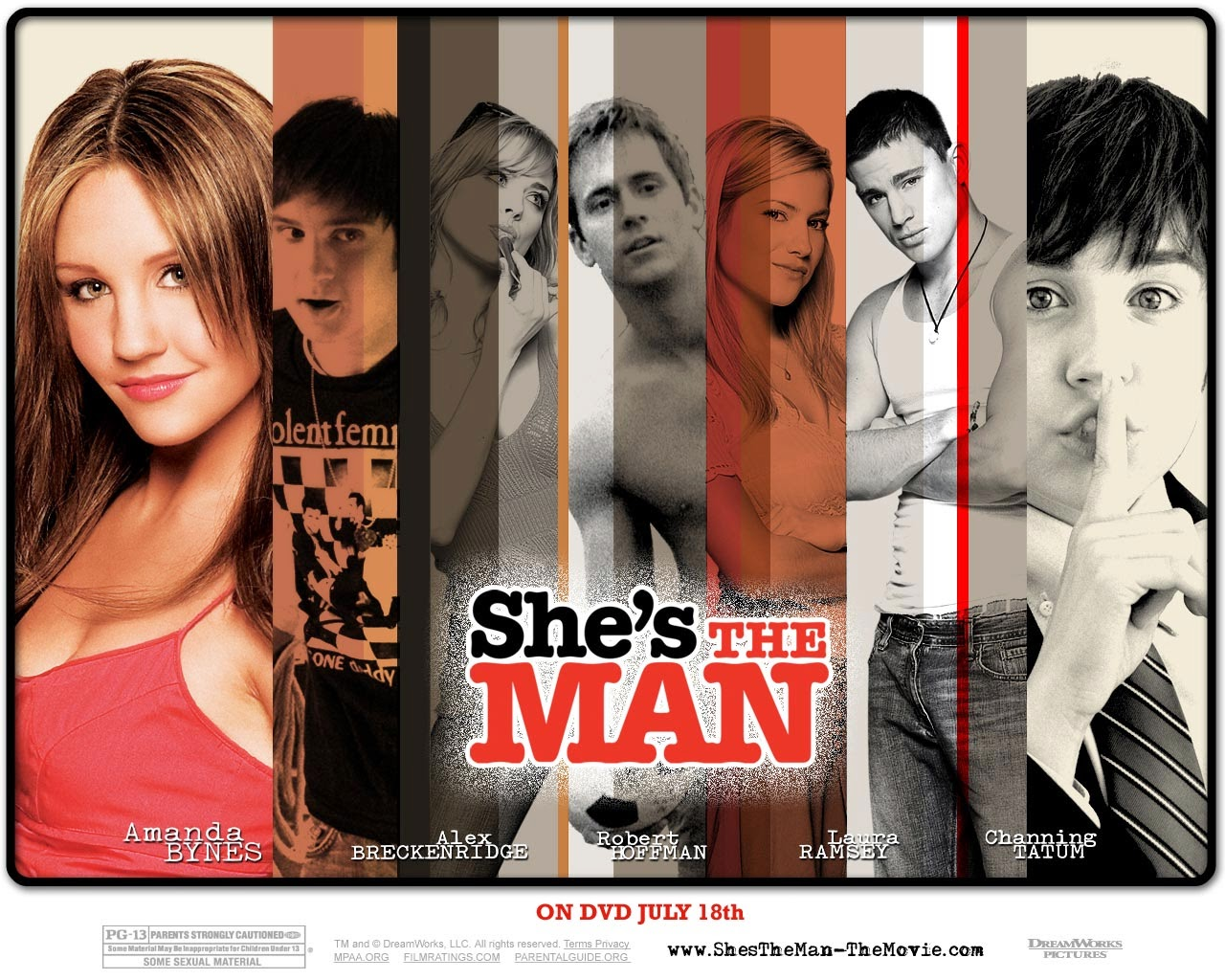 She's the man Movie full