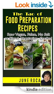Tao of Food Preparation Recipes