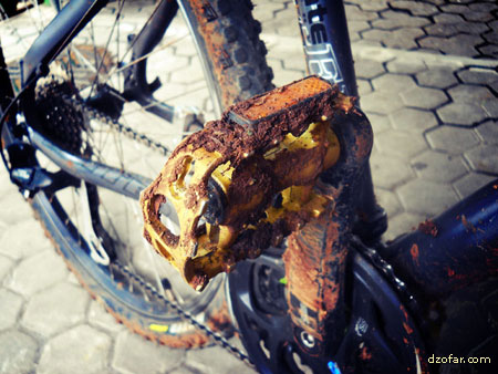 Kotornya Nduk Minah, Sepeda United Dominateku..