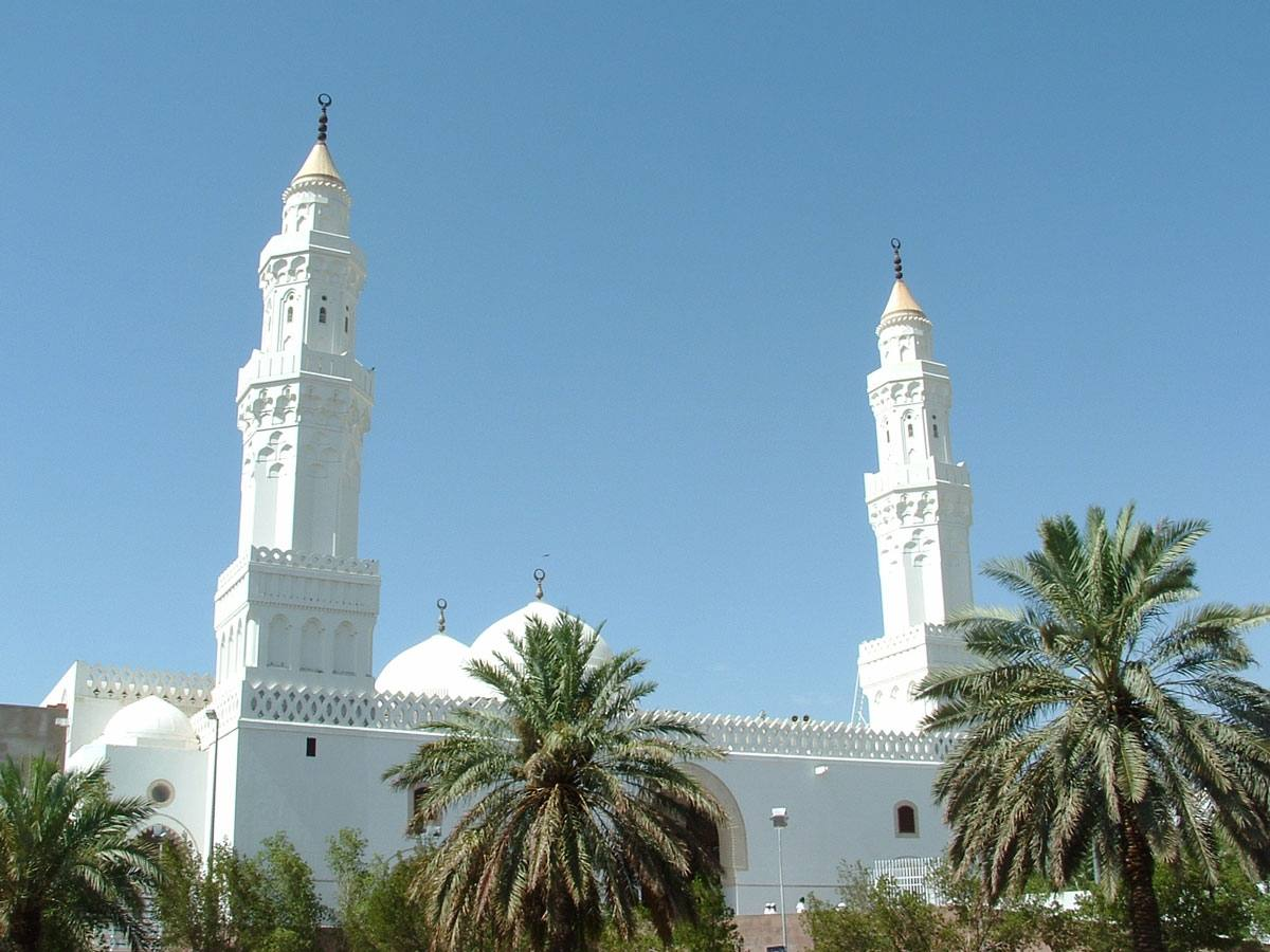 Cool Wallpapers Masjid Qiblatain