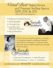 Award WInning San Diego Nanny Agency