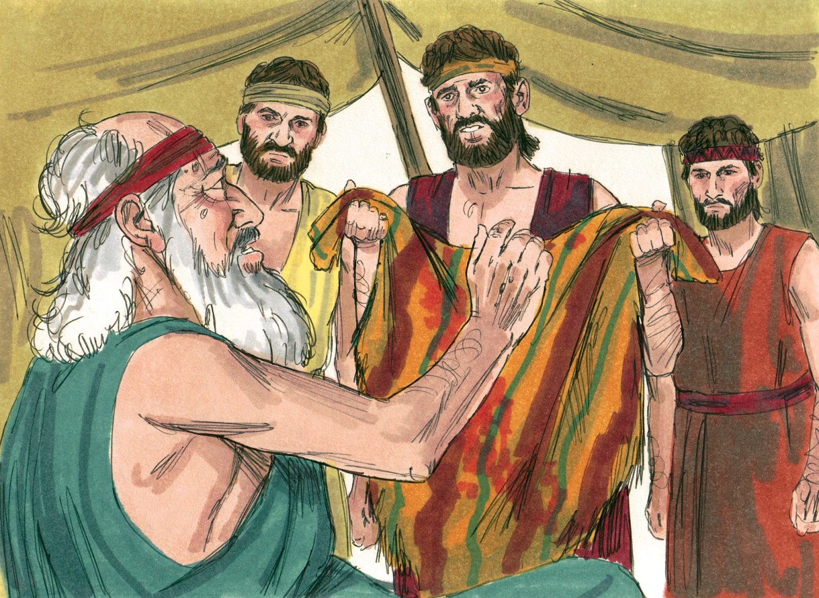 bible lessons for kids lesson 15 a rich man u0027s son who was sold