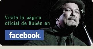 Facebook oficial de Rubén Blades