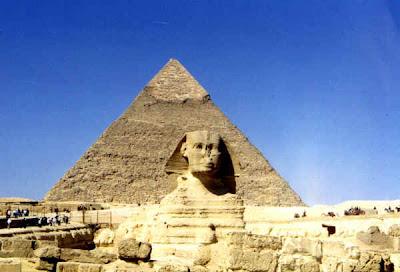 Misteri Bangunan Piramida, Al-Qur'an Ternyata Lebih Dulu Punya Jawaban