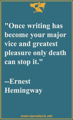 Writing by Ernest