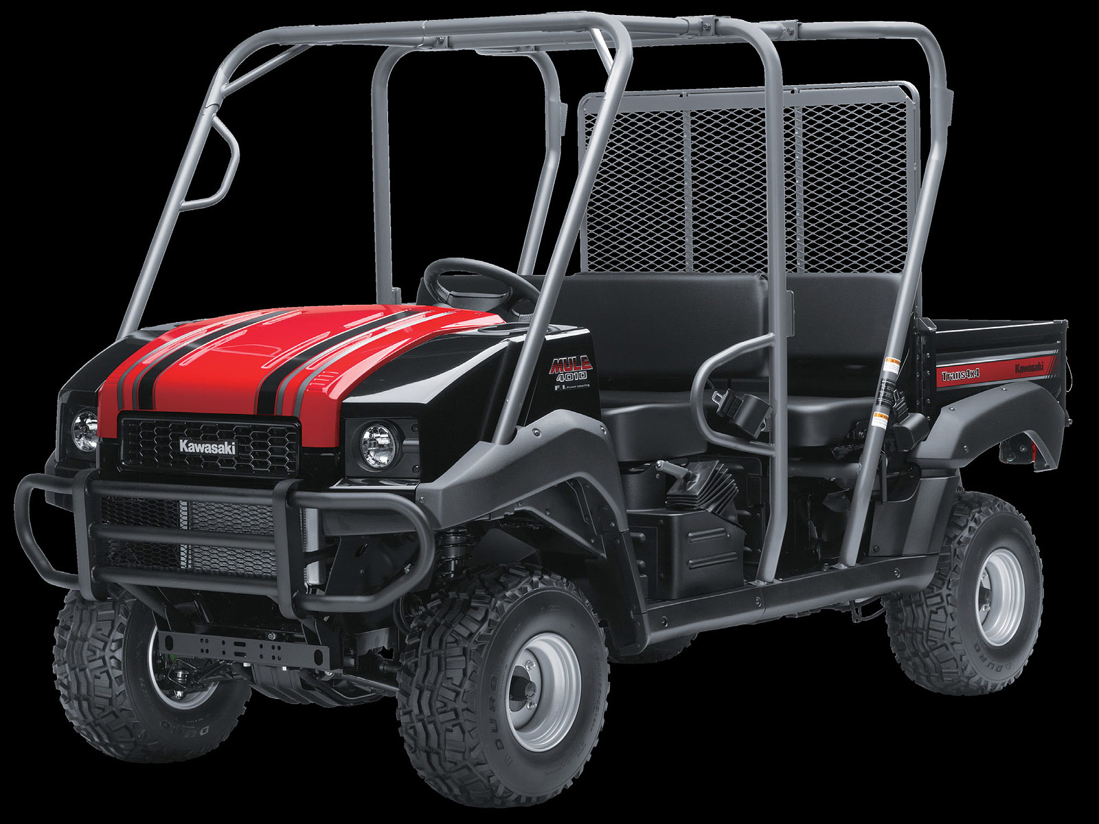 Mule 610 Bumper : Kawasaki mule brush guard motorcycle pictures