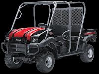 2013 Kawasaki Mule 4010 Trans4x4 ATV pictures 1