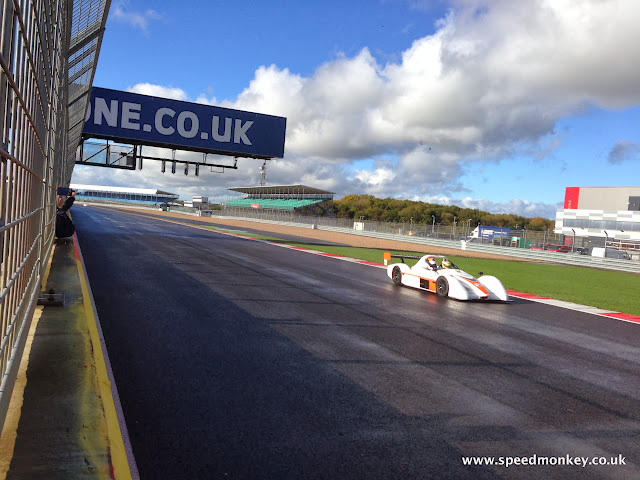 Radical Experience at Silverstone