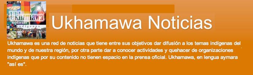 Ukhamawa Noticias