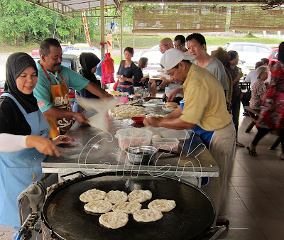 Roti Canai Johor