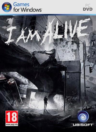 I Am Alive Cover - ohgamegratis