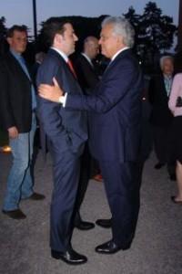 Renzi e Verdini