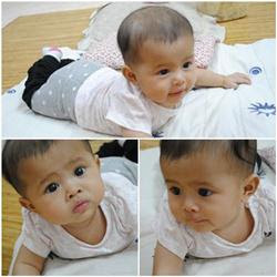 Arissa @ 5 Month