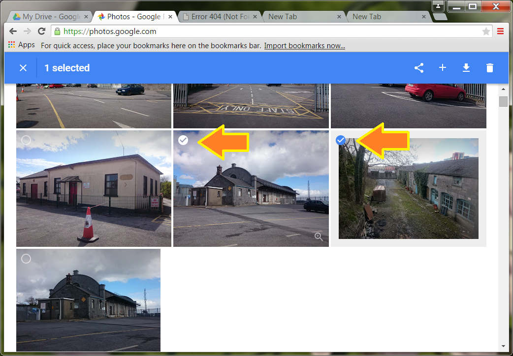 How to share pictures from Google Photos, using shareable ...