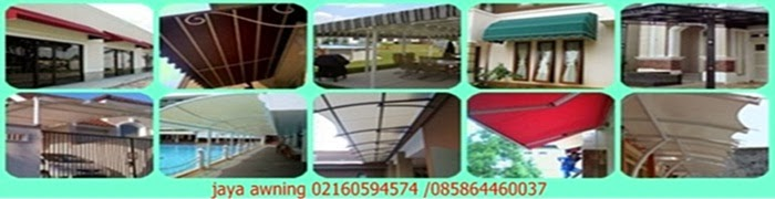 struktur tenda membran|canopy kain|termurah di jakarta