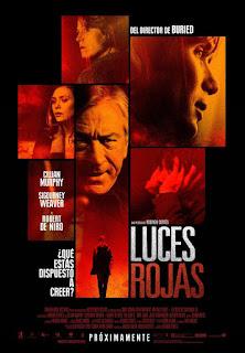 Luces rojas dirigida por Rodrigo Cortés