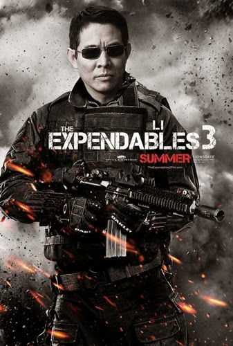 Jet Li The Expendables 3