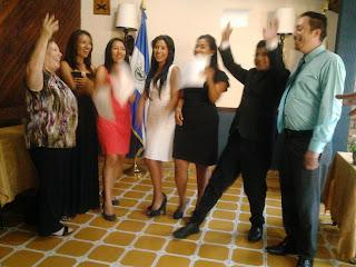 Graduación Curso de Liderazgo de Nueva Acrópolis Santa Ana