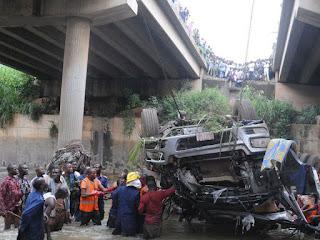 18 die in Lagos/Ibadan Expressway accident