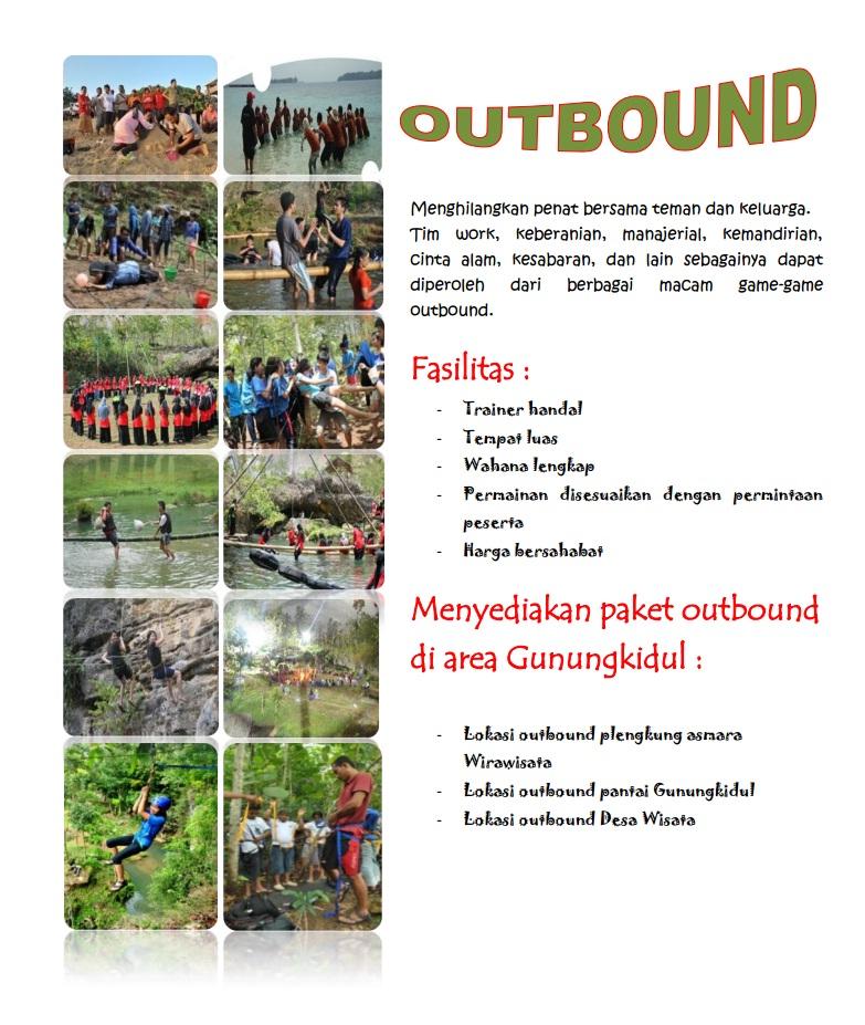 Outbond Goa Pindul