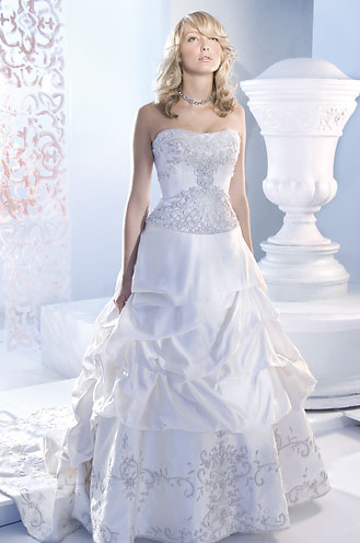 Beautiful Modern Princess Wedding Dresses Collection