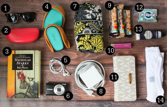 What to Pack in Your Carry On Bag via framedfrosting.com