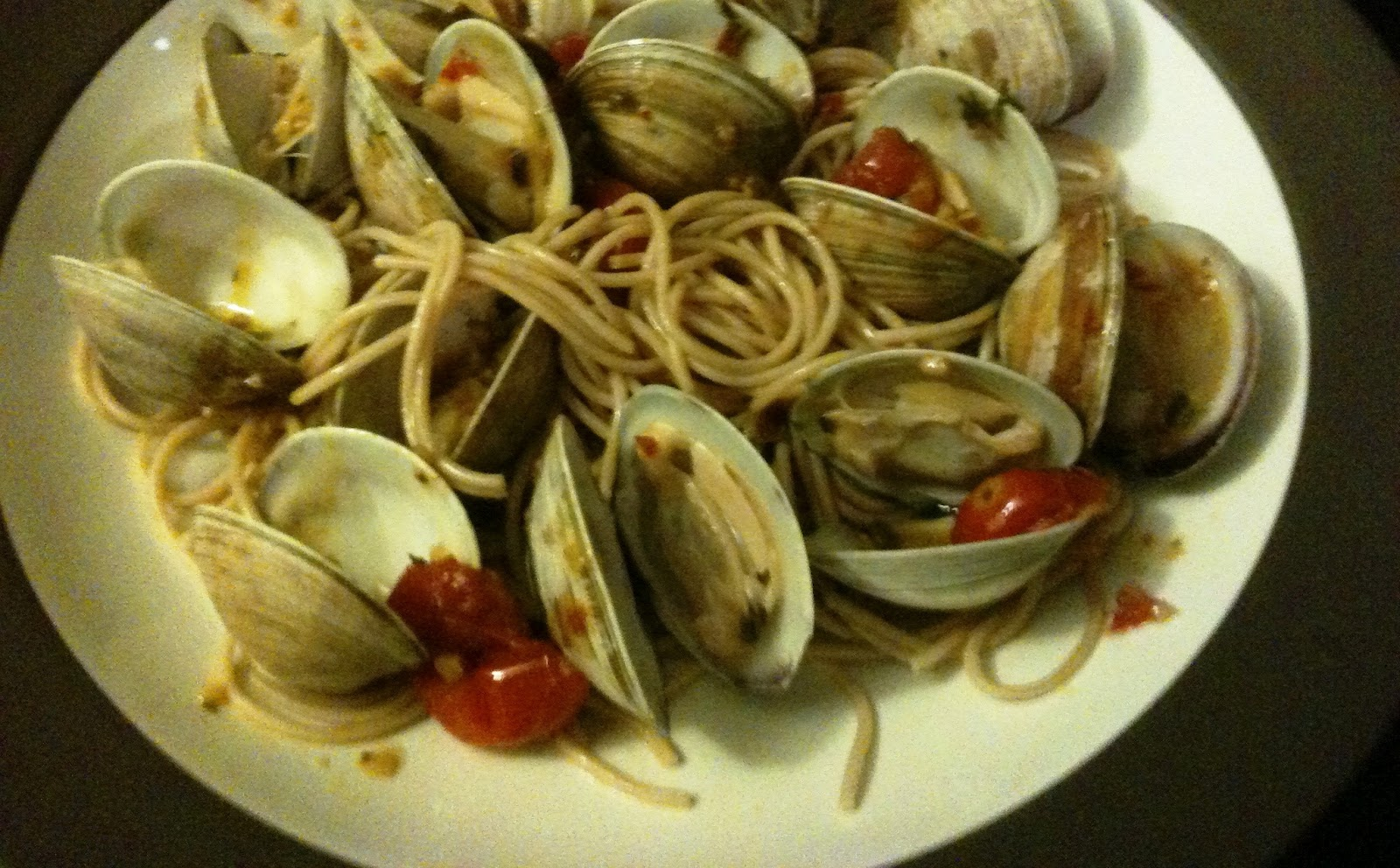 Yeah, You Can Grill That: Grilled Clams with White Wine ...