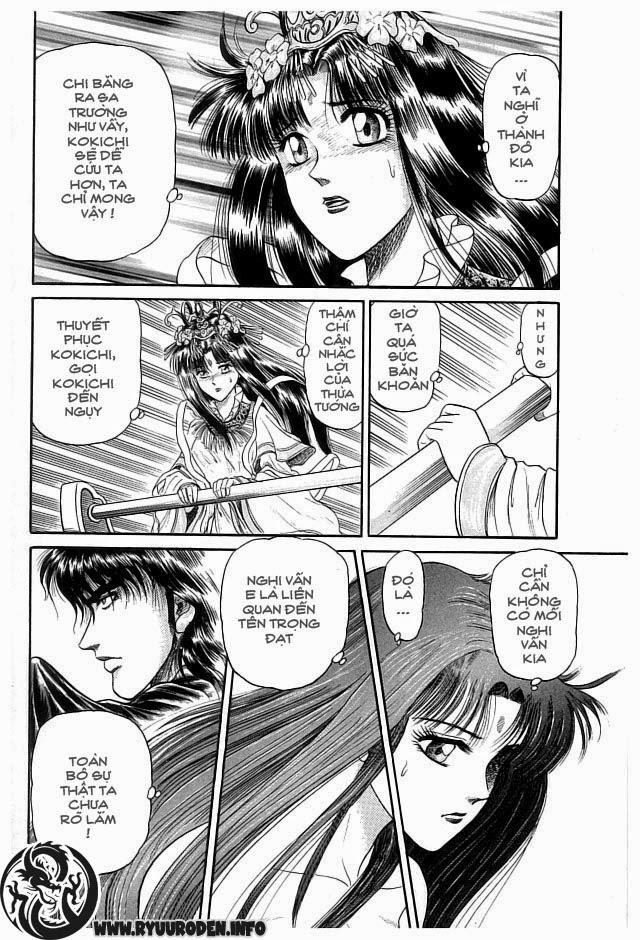 Chú Bé Rồng - Ryuuroden chap 18 - Trang 30