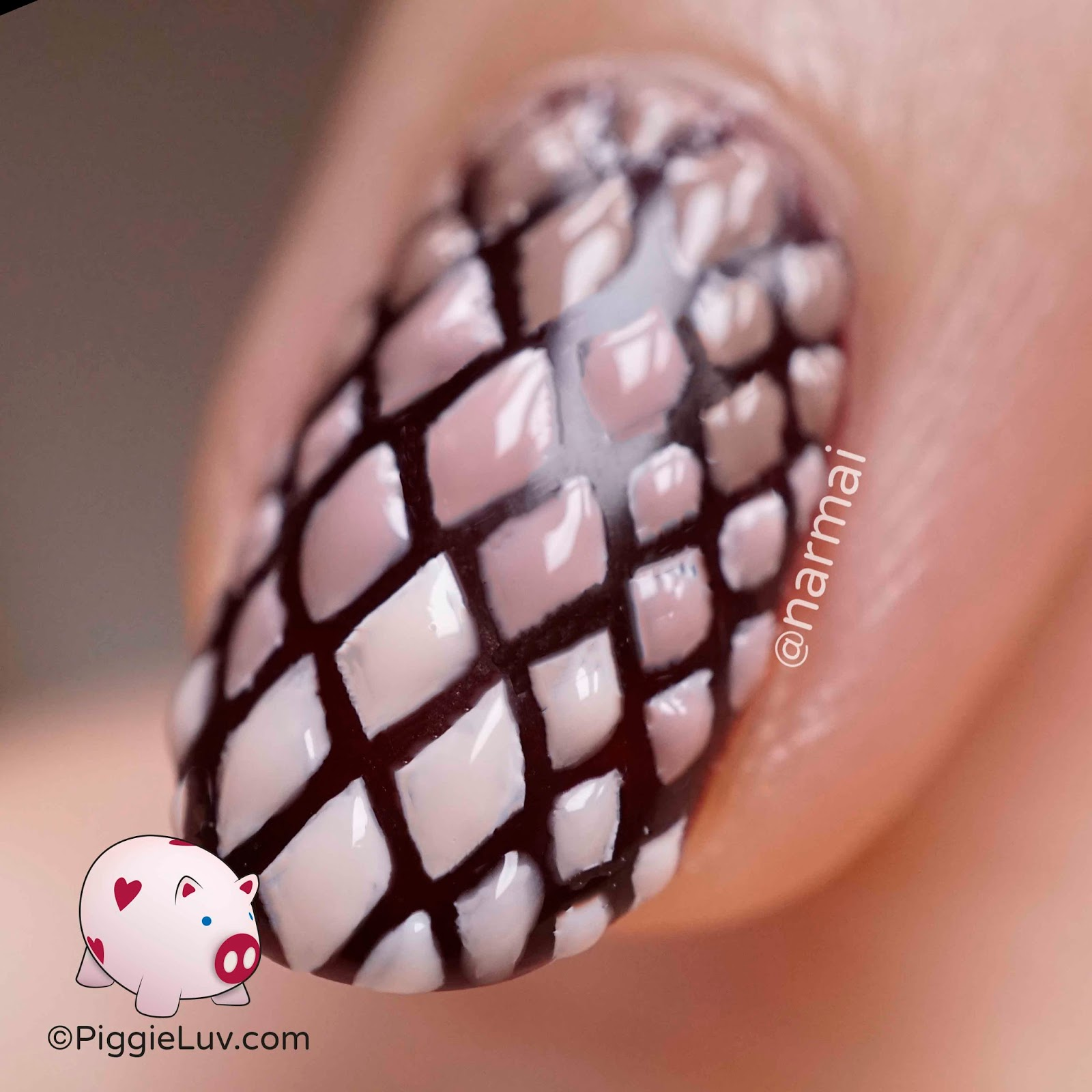 nail art 3d gel tutorial