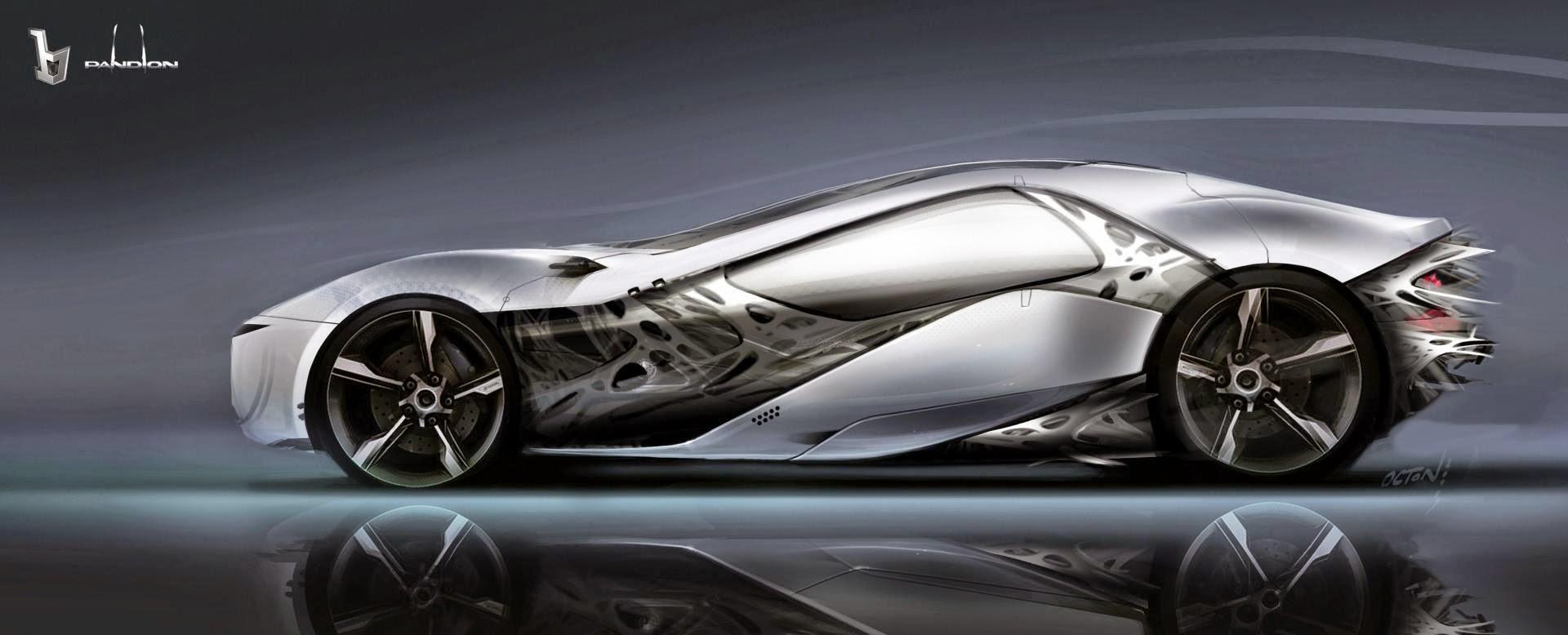 Alfa Romeo Pandion Sports Car Picture