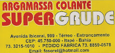 ARGAMASSA SUPER GRUDE