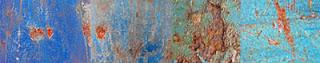 Blue Rust Textures at www.milliande-printables.com