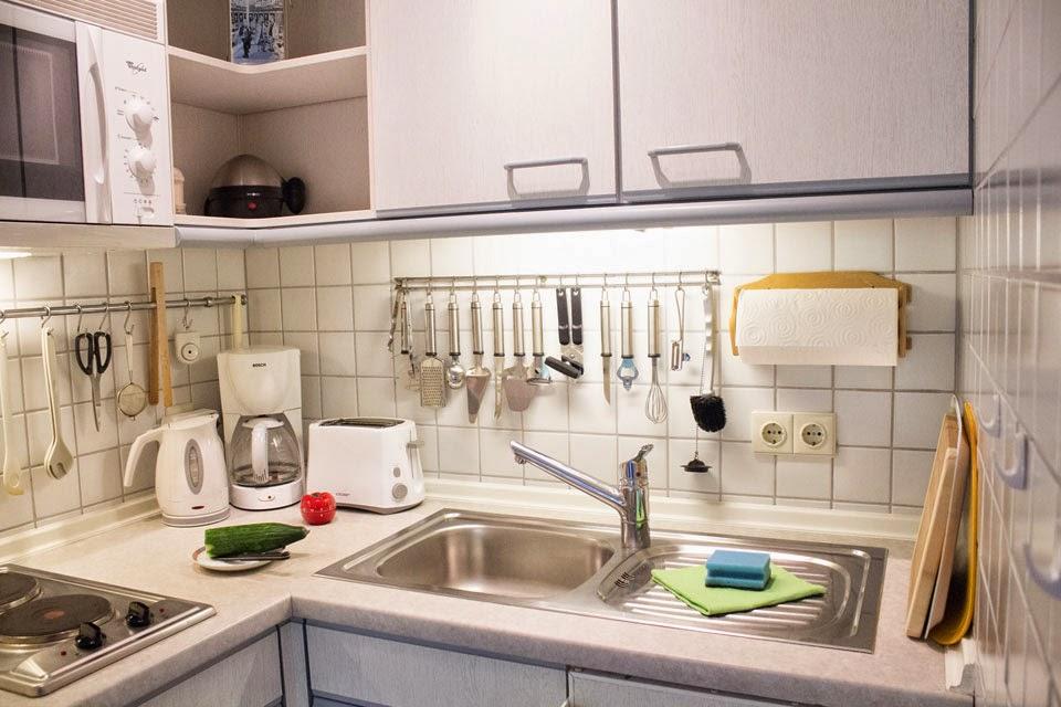 Ferienwohnung Beate St. Peter-Ording Bad, Küche