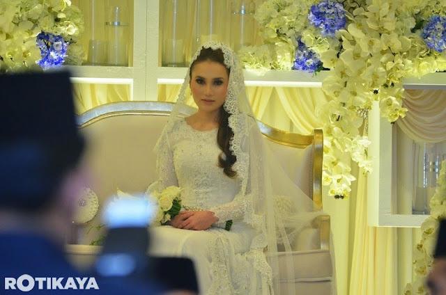 fahrin ahmad kahwin